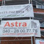 Astra Gerüstbau Hamburg
